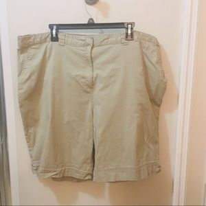 Bermuda Shorts by Kim Rogers